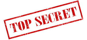 New WordPress Admin Top Secret